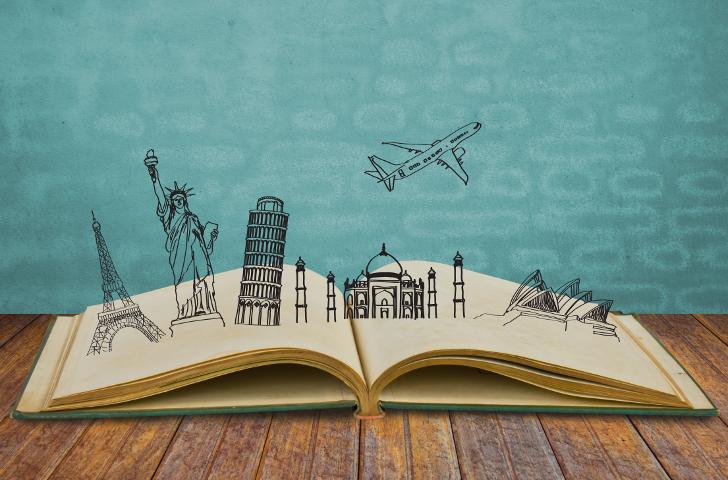 Il bel libro è il nuovo viaggio