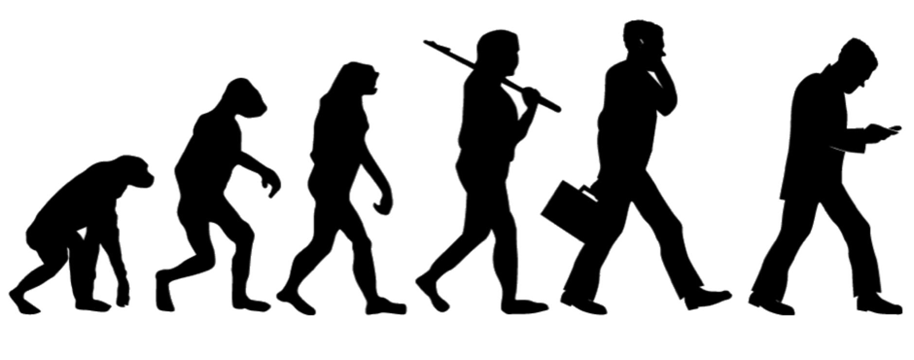 """Se Darwin scrivesse """"l'origine del Lavoro"""""""