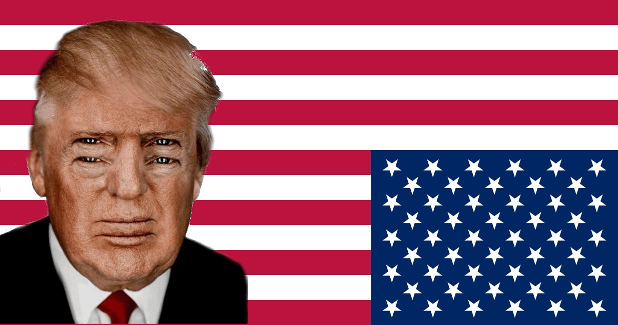Donald Trump: il doppio presidente