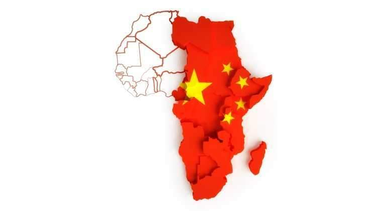 Africa made in China