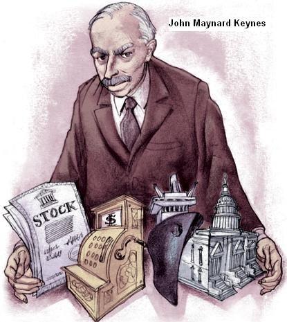 J.M. Keynes, le banche e il ciclo economico