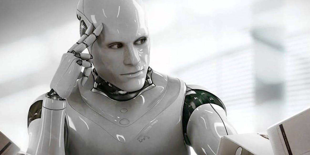 Uomo e robot, una faccia, una razza?