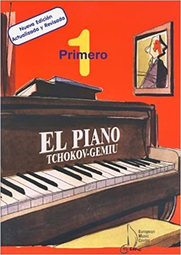 método para empezar en el piano tchokov