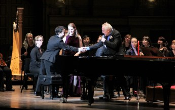 Bramwell Tovey and Piano Pinnacle, Vancouver Symphony Orchestra