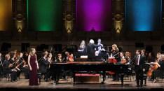 Vancouver Symphony Orchestra Piano Duo Piano Pinnacle