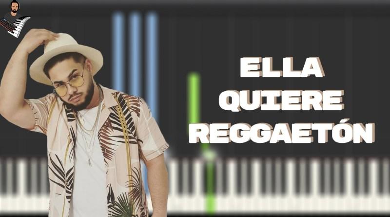 Daviles de Novelda - Ella quiere Reggaetón