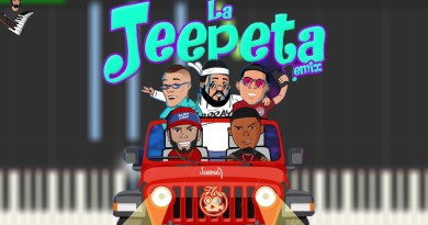 Nio Garcia x Brray x Juanka x Anuel AA x Myke Towers - La Jeepeta Remix