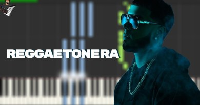 Anuel AA - Reggaetonera