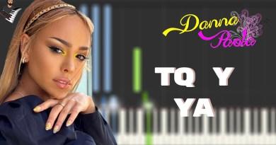 Danna Paola - TQ Y YA