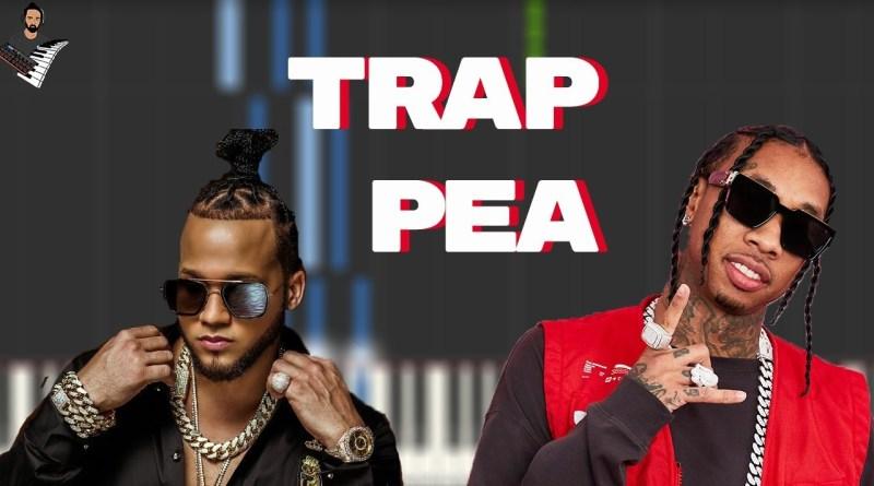 """El Alfa """"El Jefe"""" x Tyga - Trap Pea"""
