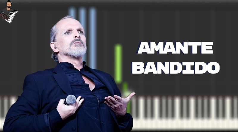 Miguel Bosé - Amante Bandido