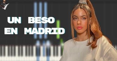 TINI, Alejandro Sanz - Un Beso en Madrid