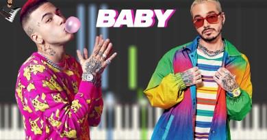 Sfera Ebbasta & J Balvin - Baby