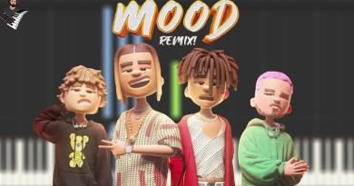 24kGoldn - Mood (Remix)
