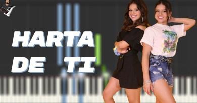HARTA DE TI 📀 - MBR/ KARINA Y MARINA