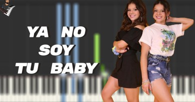 YA NO SOY TU BABY 📀 - MBR - KARINA Y MARINA