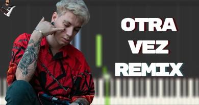 Klave - Otra vez Remix