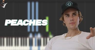 Justin Bieber - Peaches ft. Daniel Caesar & Giveon