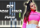 🎤 DJ PON UNA MÁS 🎶✨KARINA Y MARINA