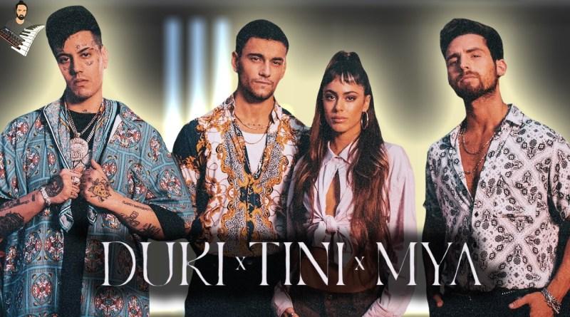 MYA & TINI & DUKI - 2:50 Remix