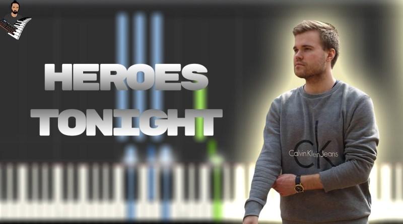 Janji - Heroes Tonight (feat. Johnning)