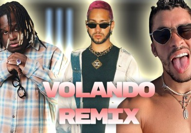 Mora x Bad Bunny x Sech - Volando Remix