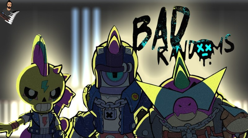 Brawl Stars Music Video: Bad Randoms - We Won't Cooperate