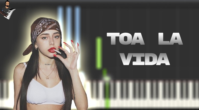 Nicki Nicole & Mora - Toa La Vida