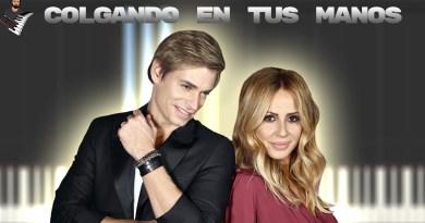 Carlos Baute - Colgando en tus manos ft Marta Sanchez