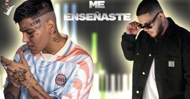 Me Enseñaste I Remix @Sael x @Duki