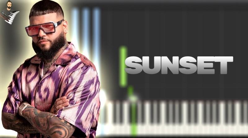 Farruko - Sunset ft. Shaggy & Nicky Jam