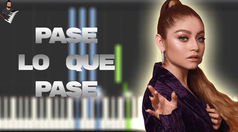 Karol Sevilla   Pase Lo Que Pase ft. Joey Montana