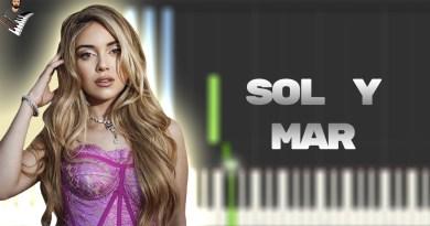 Federico Rossi & Ana Mena - Sol Y Mar