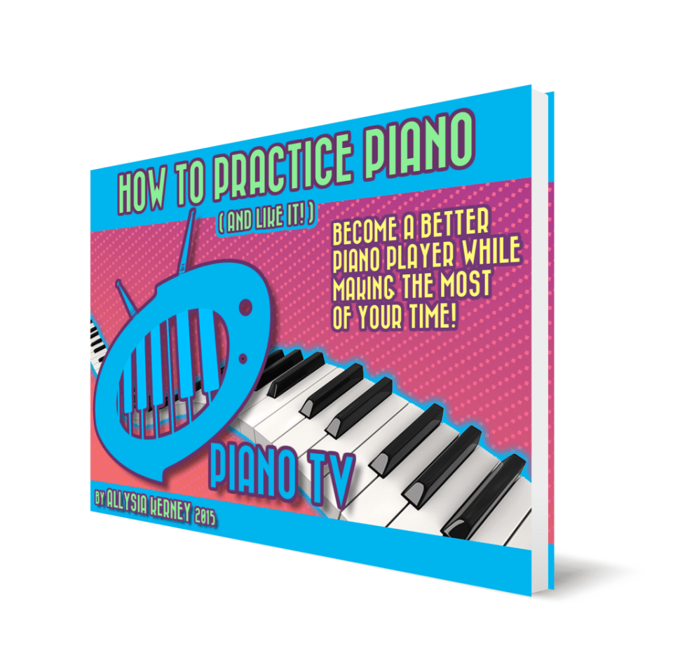 How to practice piano
