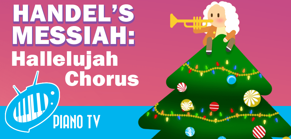 to hear around christmastime and many orchestras put on performances of it in december the hallelujah chorus is the most famous movement from messiah - Christmas Hallelujah Song