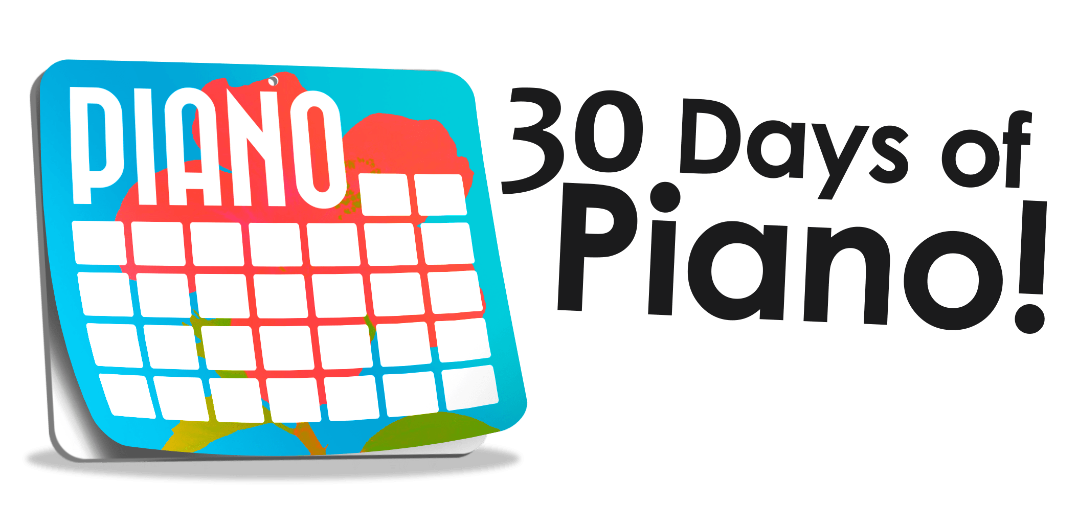 30 days of piano