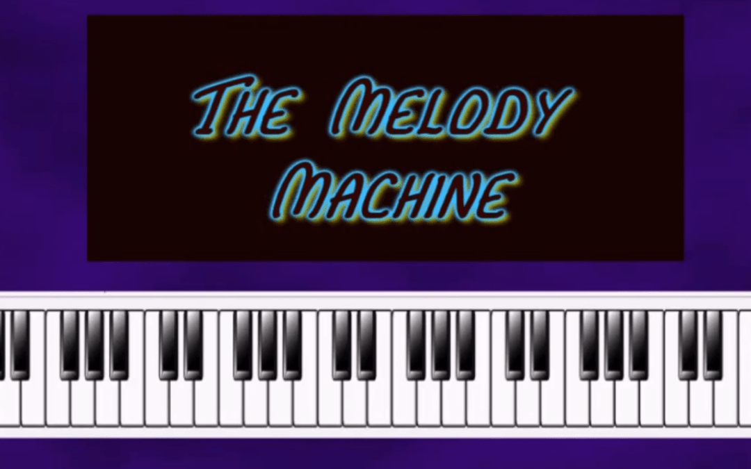 Blues Piano Crash Course #9:  The Melody Machine