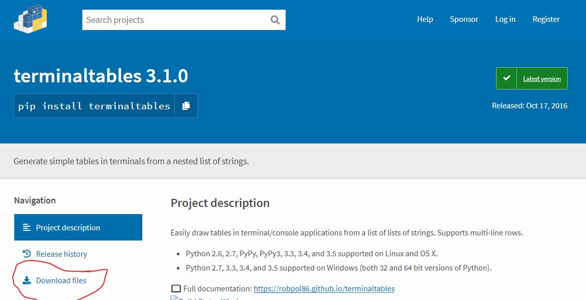 Linux服務器離線安裝python庫——XXX.tar.gz - 程序員大本營