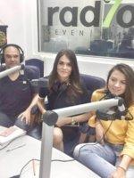 Echipa PiArt Vision la Radio 7 cu Marius Vintilă