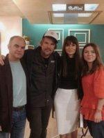 Echipa PiArt Vision, împreună cu Ethan Hawke, la capătul unui entuziasmant festival de film american