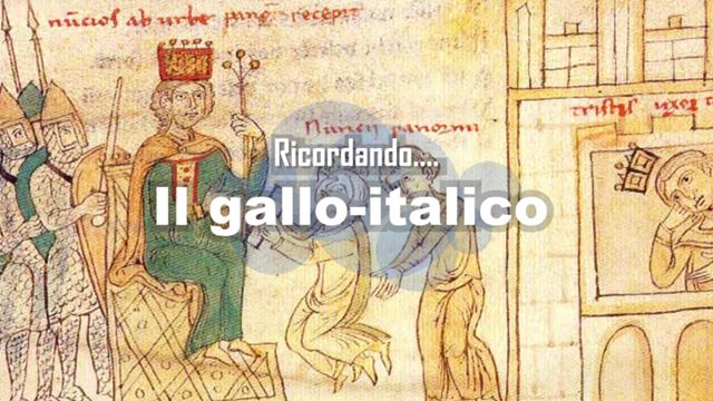 """6^puntata """"GALLO ITALICO"""""""