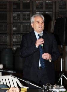 Salvatore D'Argento predidente Gal Serre Salentine
