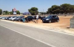 parcheggi gallipoli