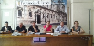 conferenza stampa Provincia Colpo di genio