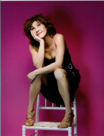 l'attrice Maria Amelia Monti