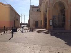 piazza Aldo Moro - Gallipoli
