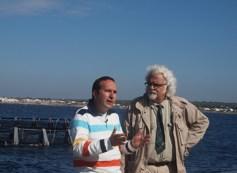 Patrizio Roversi intervista per Linea Verde di Rai1 Aldo Maria Reho