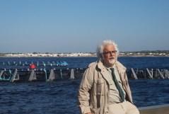 Patrizio Roversi racconta a Linea Verde l'impianto di Maricoltura Reho di Torre Suda