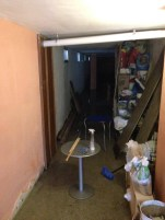 GALLIPOLI - sede dell'associazione Fideliter excubat di via Ravenna