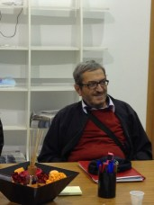 Rocco Merenda, nostro corrispondente da Alezio